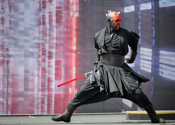 The Always Polarizing Darth Maul