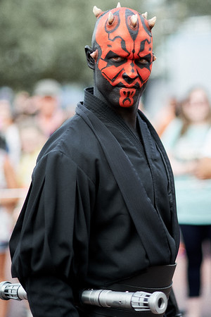 Three Film Generations - Darth Maul