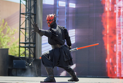 A Galaxy Far Far Away - Darth Maul