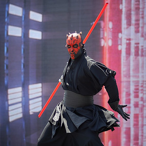 Red Saber (Maul)