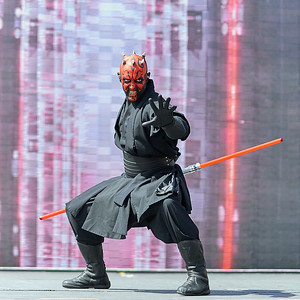 Three Generations - Darth Maul