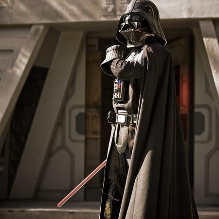 Lord Darth Vader, Hollywood Studios.