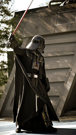 Lord Darth Vader, Hollywood Studios.