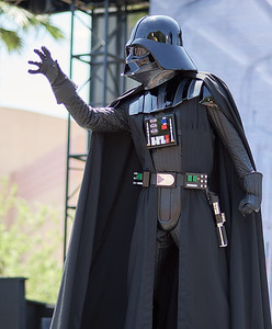 """""""Be careful not to choke on your aspirations, Director."""""""