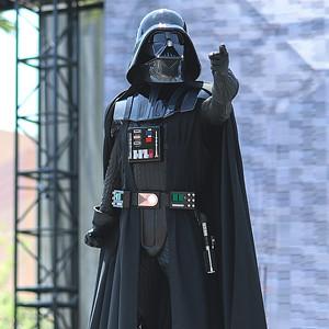 Three Generations - Darth Vader