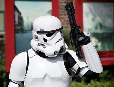 The Imperial Stormtroopers