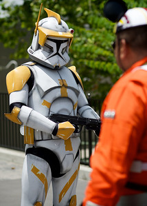 These aren't the Mice you're looking for, Commander Cody.