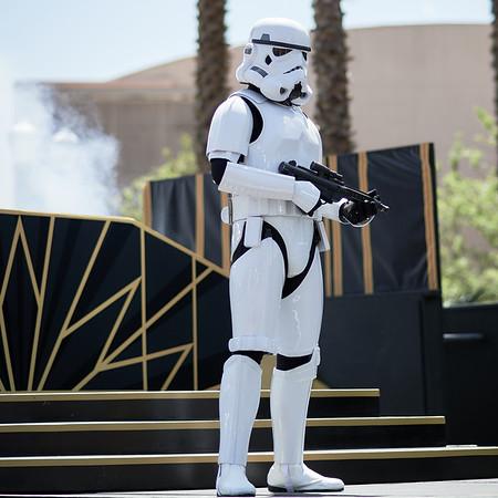 Stormtrooper Posture