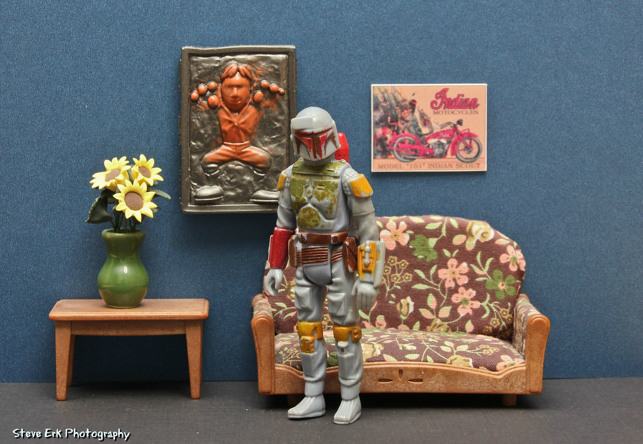 Boba Fett's Living Room