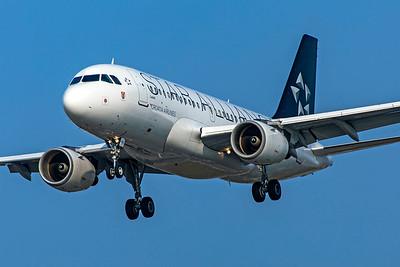 Croatia Airlines Airbus A319-112 9A-CTI 3-29-19