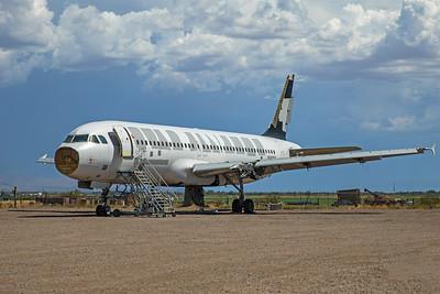 Air Canada Airbus A320-211 C-FDRH 7-15-20