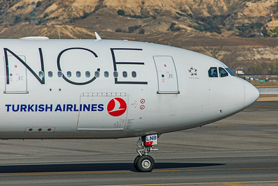 Turkish Airlines Airbus A330-223 TC-LNB 3-12-19 3