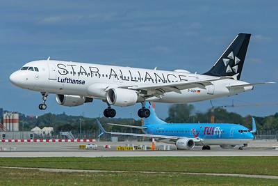 Lufthansa Airbus A320-214 D-AIZH 9-12-19