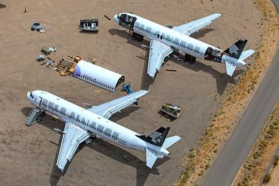 Air Canada Airbus A320-211 C-FDRH 7-25-20