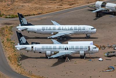 Air Canada Airbus A320-211 C-FDRK 7-25-20