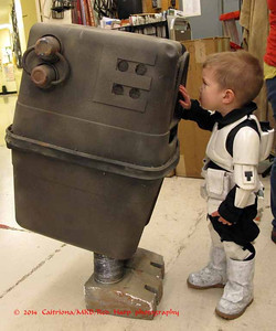 Gonk and Baby Biker Scout.... they are brothers