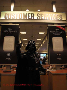 The new customer service manager