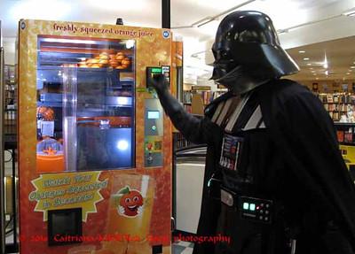 Vader Squeezed Orange Juice