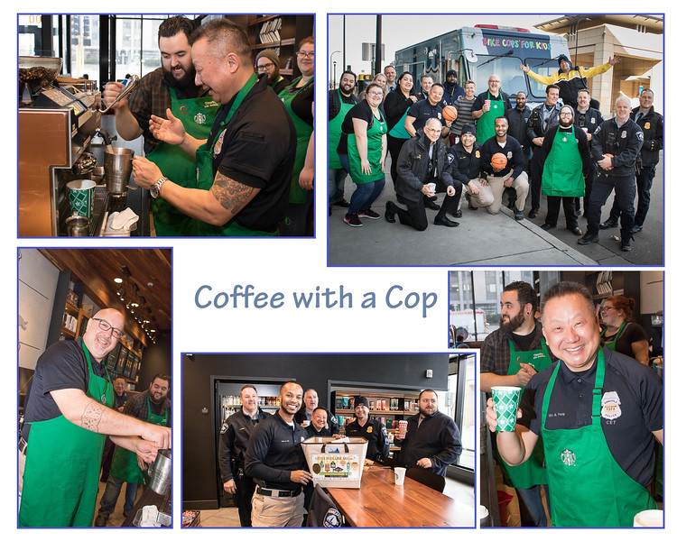 Coffe with a Cop