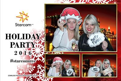 Starcom Holiday 2016