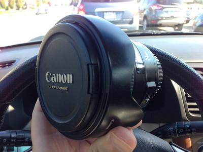 Canon 24m Wide Angle