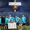 Recreational Tier Winner ... Team CHOP!