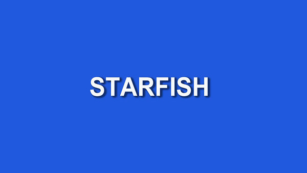 Starfish 001Production 1