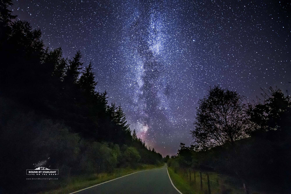 stargazing scotland