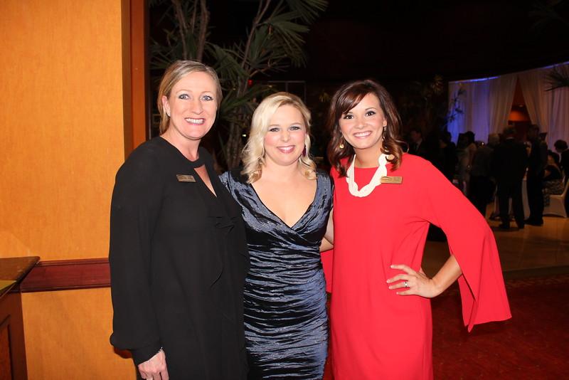 Linda Phillips, Emily Reynolds, Brooke Boles 1