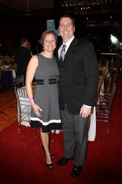 Julie and Andrew Moore