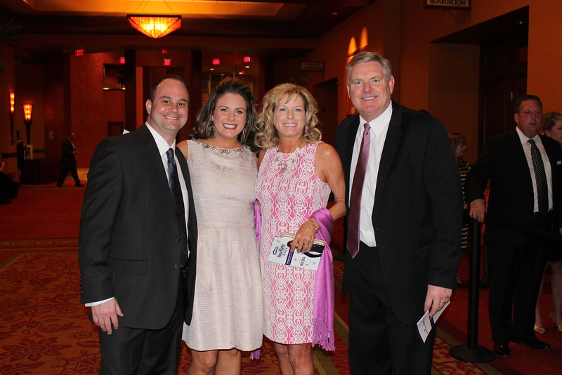 Matt and Karli Foggiano, Sue and Jim Parker 1