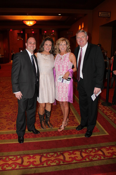 Matt and Karli Foggiano, Sue and Jim Parker