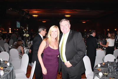 Melanie Gallagher and Jim Parker