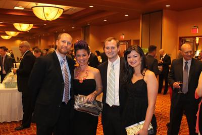 Landon and Nikki Spurlock Levi and Lexi Dixon