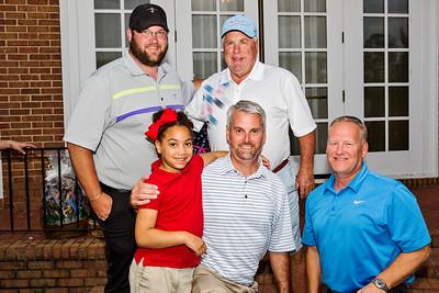 Monday 04-11-16 Children's Hospital Golf Classic  Photographer: Walter B. Mallard Jr.
