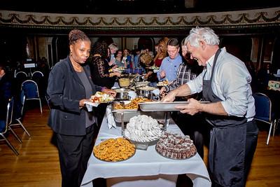 Saturday 03-11-2017 Onie Sanders' Birthday Party Benefiting The Macon Area Habitat for Humanity. Macon City Auditorium. Macon, Georgia  Photographer: Walter B. Mallard Jr.