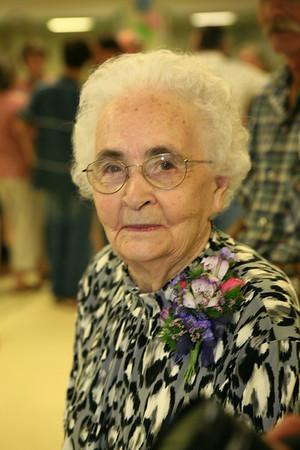 Aunt Jessie Mae's Birthday