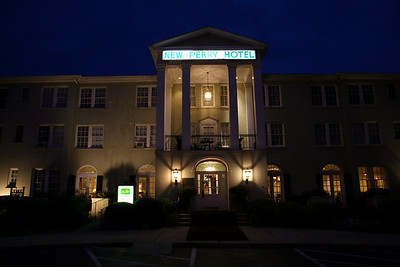 New Perry Hotel - Perry, Georgia