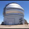 Gemini South - Observatory Katherine (daughter) and I visited while in La Serena.  8.1 Meter scope (27.7' mirror).