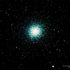 Hercules Globular Cluster M 13