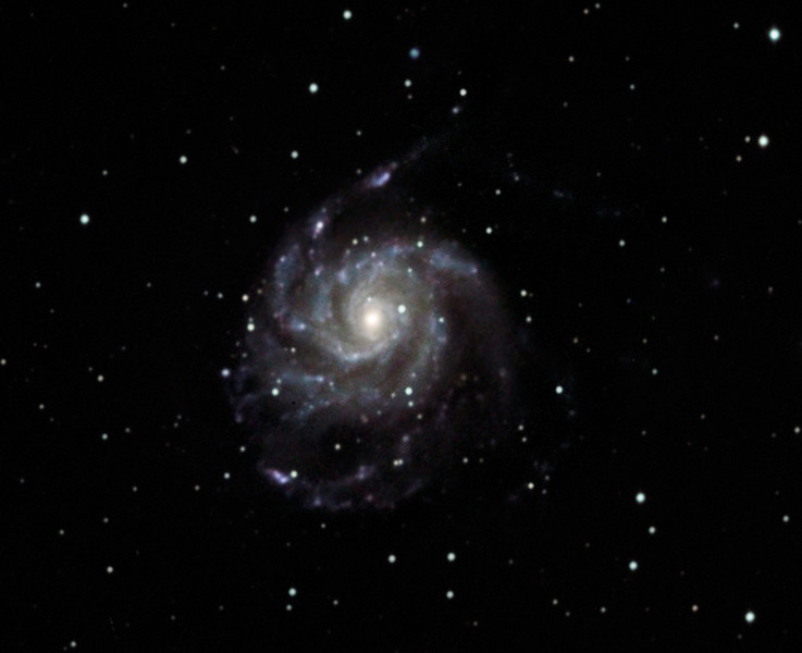 Pinwheel Galaxy or M 101