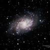 Triangulum Galaxy or M 33