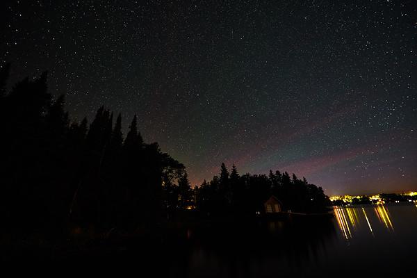 trace of aurora