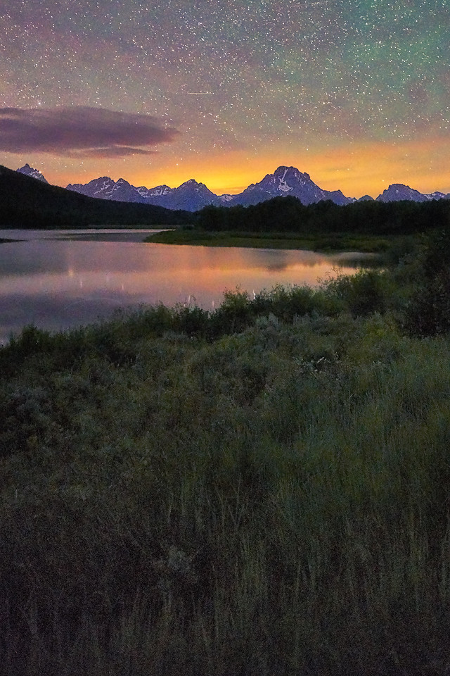 Outtake at Oxbow Bend