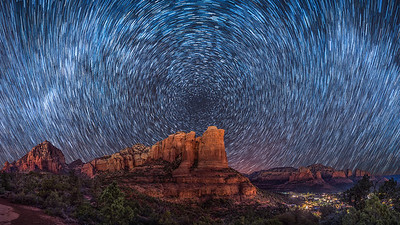 Starry Starry Coffeepot