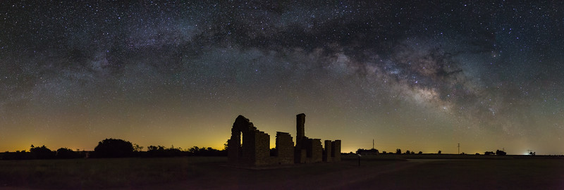 Ft. Griffin Pano