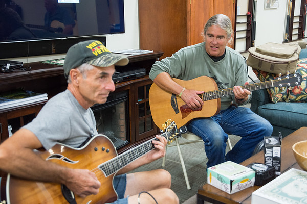 Veterans Guitar Jam Session 2