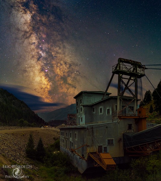 Gold Dredge for the Stars
