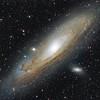 Andromeda Galaxy Fin