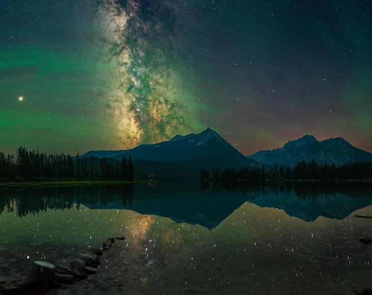 Pretty Pettit Lake